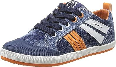 a tiempo Permanecer de pié efecto  Geox JR Kiwi Boy, Zapatillas para Niños: Amazon.es: Zapatos y complementos