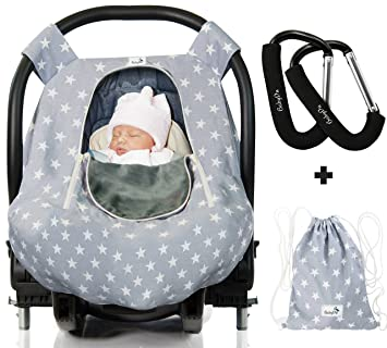Luxurious Baby Car Seat Cover For Boys And Girls Spring Summer Autumn