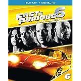 Fast & Furious 6 [Blu-ray + Digital HD] (Bilingual)