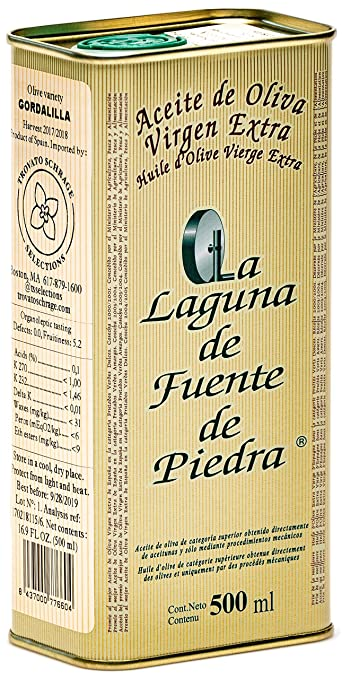 La Laguna de Fuente de Piedra | Extra Virgin Olive Oil | Single Origin | Small