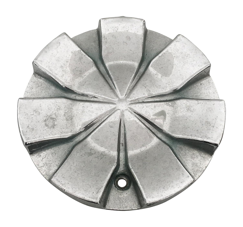 Teson Wheels CAP T-008 Chrome Wheel Center Cap USED