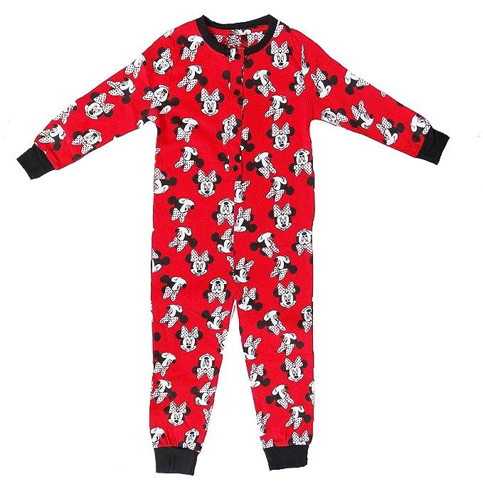 De chicas Minnie Mouse Pack todo en uno mono y niños patrones para ropa de pelele de color rosa para Onezee de color rojo: Amazon.es: Ropa y accesorios