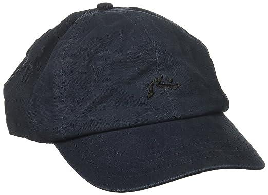 422bd2eaa3373 Rusty Mens Banter Adjustable Cap Baseball Cap - Blue -  Amazon.co.uk   Clothing