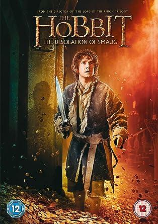 The Hobbit The Desolation Of Smaug Dvd 2013 Amazoncouk