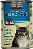 Animonda Brocconis Seelachs + Huhn 400g Dose