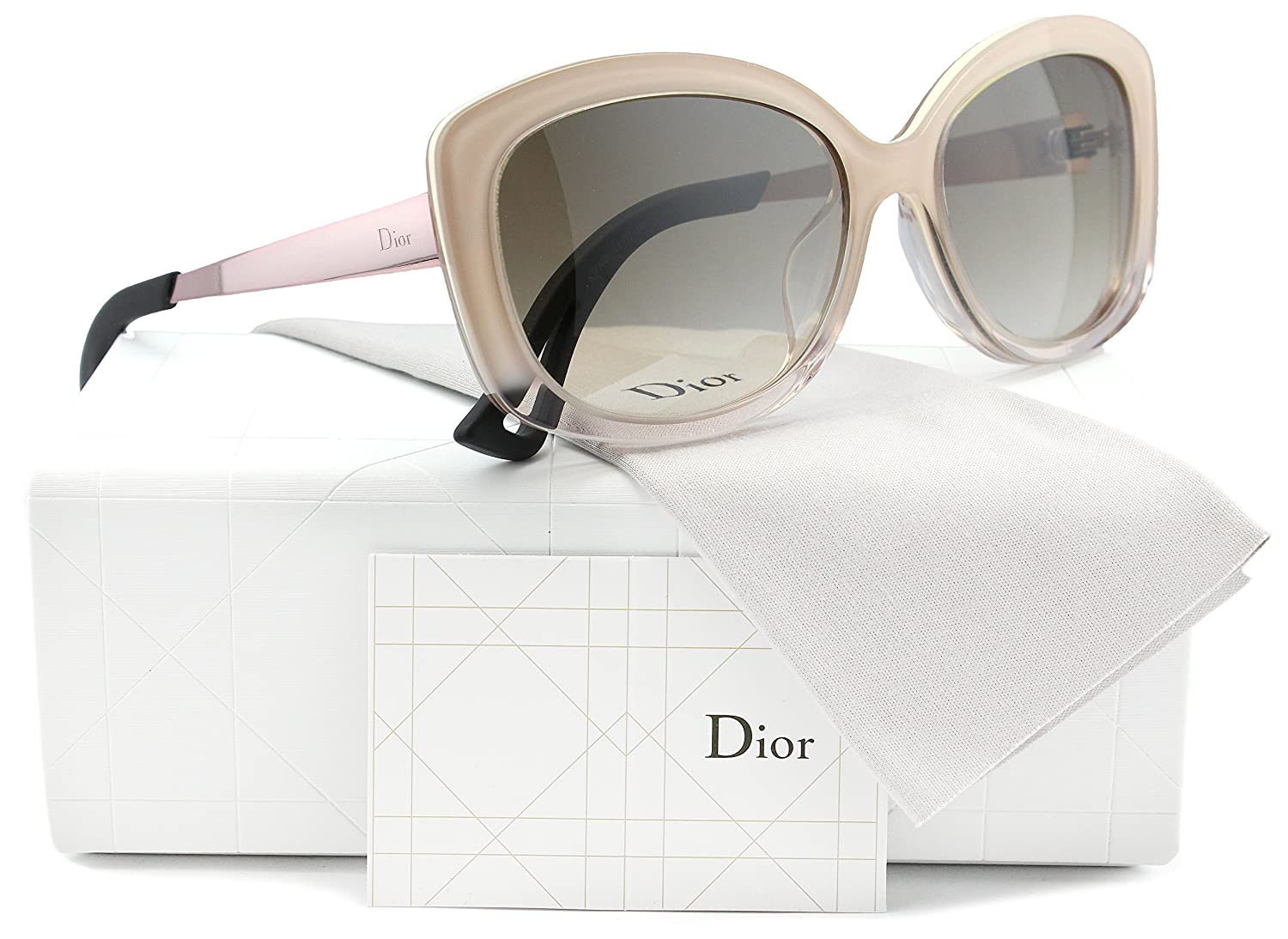Amazon.com: Christian Dior Extase 2/S - Gafas de sol, color ...