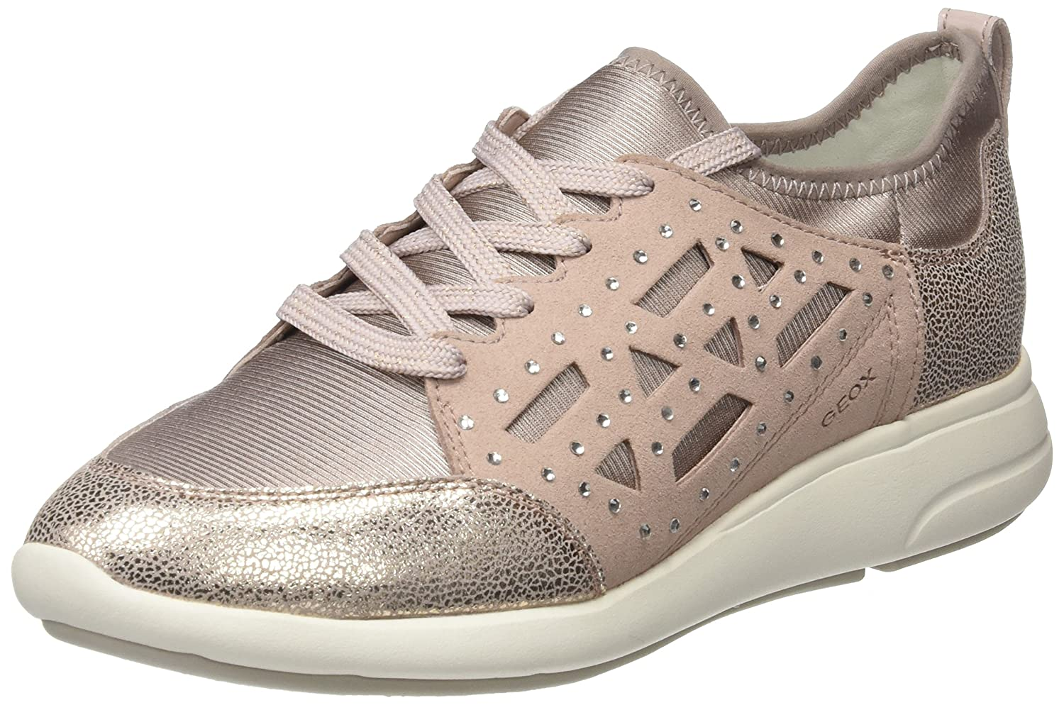 Geox D Ophira B, Zapatillas para Mujer