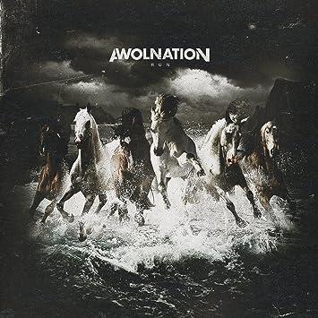 amazon run awolnation 輸入盤 音楽
