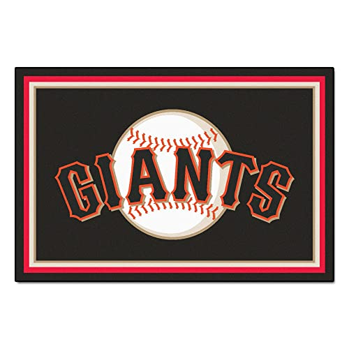 San Francisco Giants 5 X8 Rug
