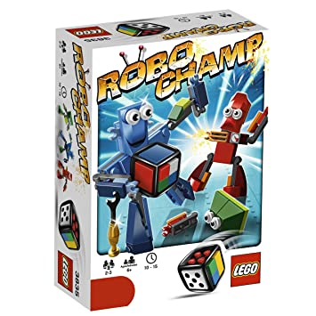 Amazon.com: LEGO Robo Champ (3835): Toys & Games
