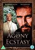 The Agony and the Ecstasy [DVD] [1965]