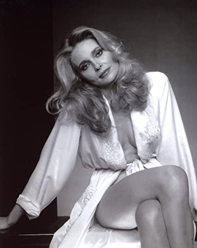 Priscilla Barnes color ink