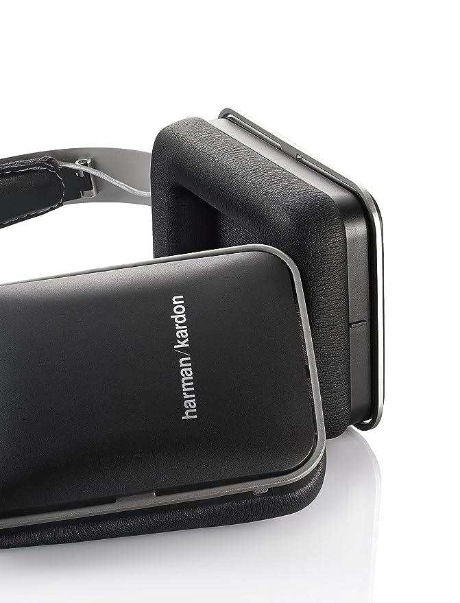 Harman/Kardon BT - Auriculares de diadema cerrados Bluetooth, negro: Amazon.es: Electrónica