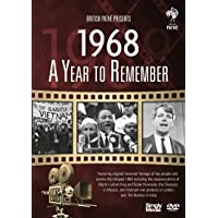 British Pathé News - A Year To Remember 1968 - 50th Anniversary Birthday Gift [DVD]