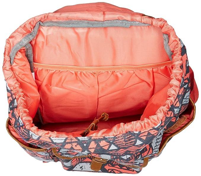 Emma & Chloe rústico hebilla de la mochila, azul marino: Amazon.es: Deportes y aire libre