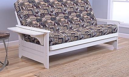 Amazon.com: Kodiak Furniture KFPHAWPCABLF5MD3 Futon Sets ...