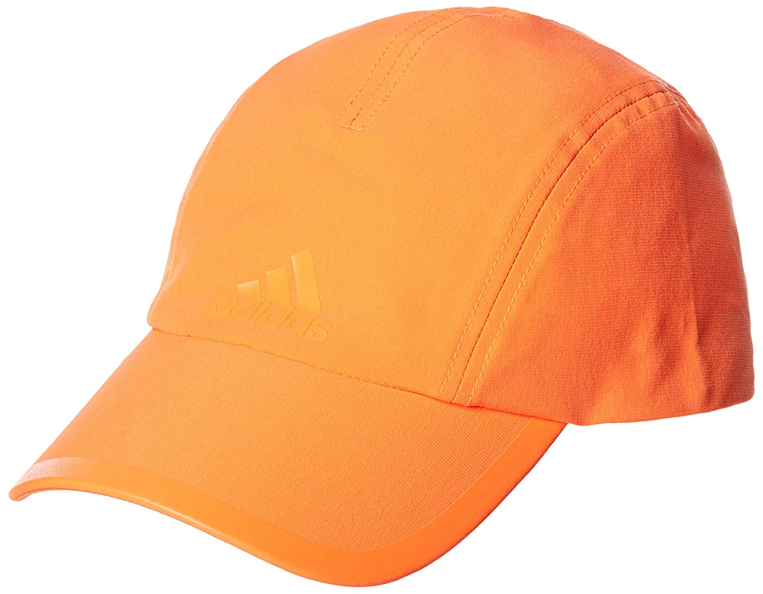 Adidas Climalite Orange Cap Baseball Headwear R96 Running Hat Reflective Unisex