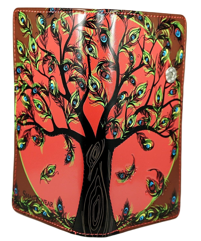 Shagwear Portafoglio per Giovani Donne, Large Purse : Diversi Colori e Design: