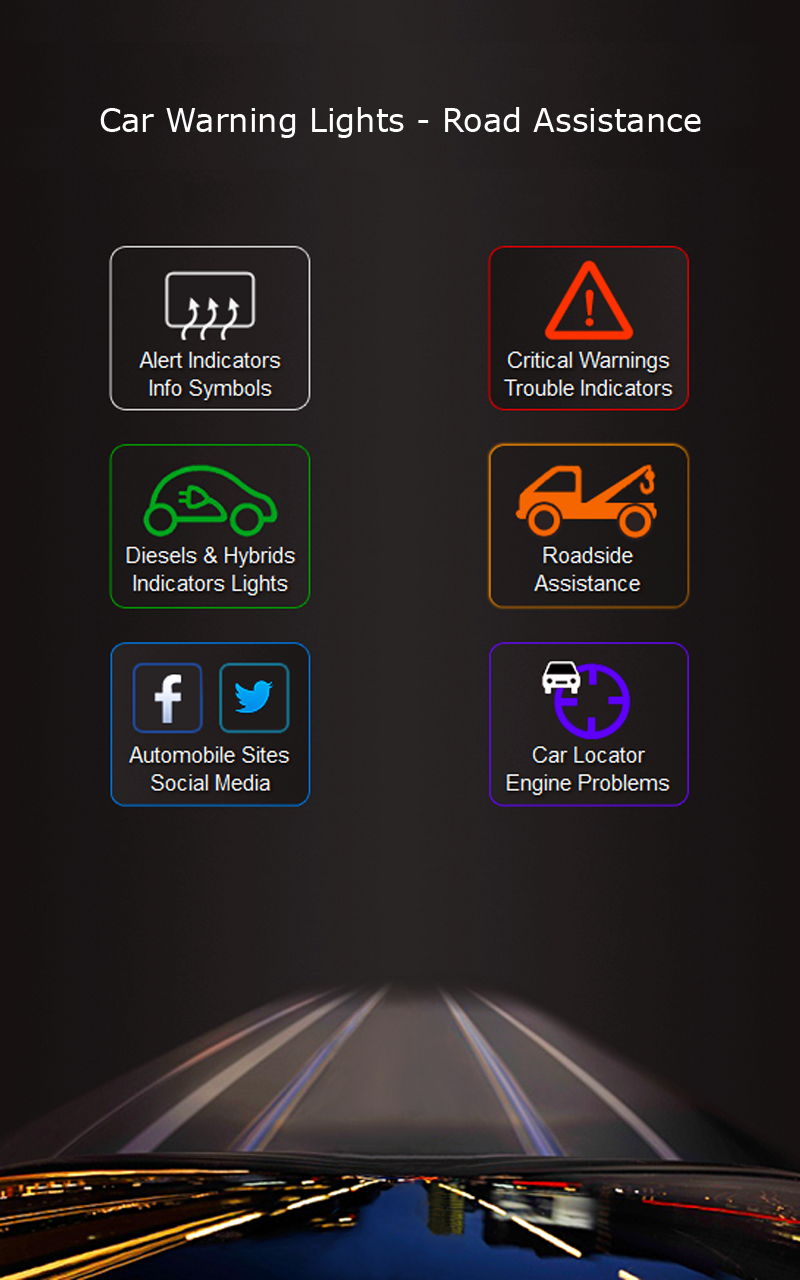 Amazon Car Warning Lights Guide Solve Your Car Problems With