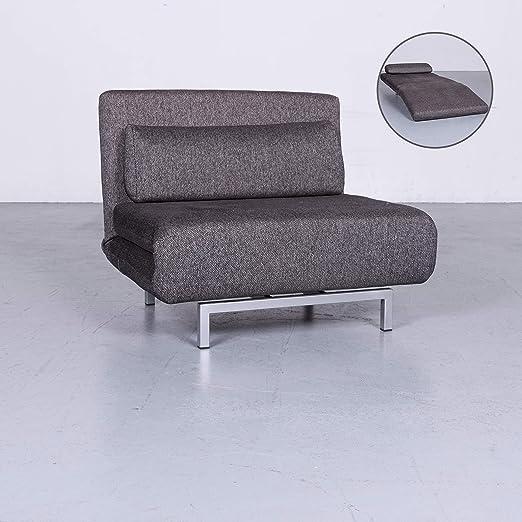 Bo Concept Melo Designer Stoff Sessel Grau Stuhl Funktion ...