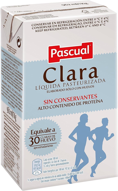Pascual Clara, 962ml (Refrigerada)