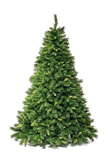 Alberi Di Natale Finti.Xone Albero Di Natale Artificiale 180cm Super Folto E Realistico