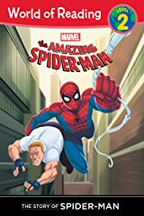 Amazing Spider-Man:  Story of Spider-Man (Level 2), The (Marvel Reader (ebook)) Kindle Edition