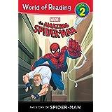 Amazing Spider-Man: Story of Spider-Man (Level 2), The: The Story of Spider-Man (Marvel Reader (ebook))