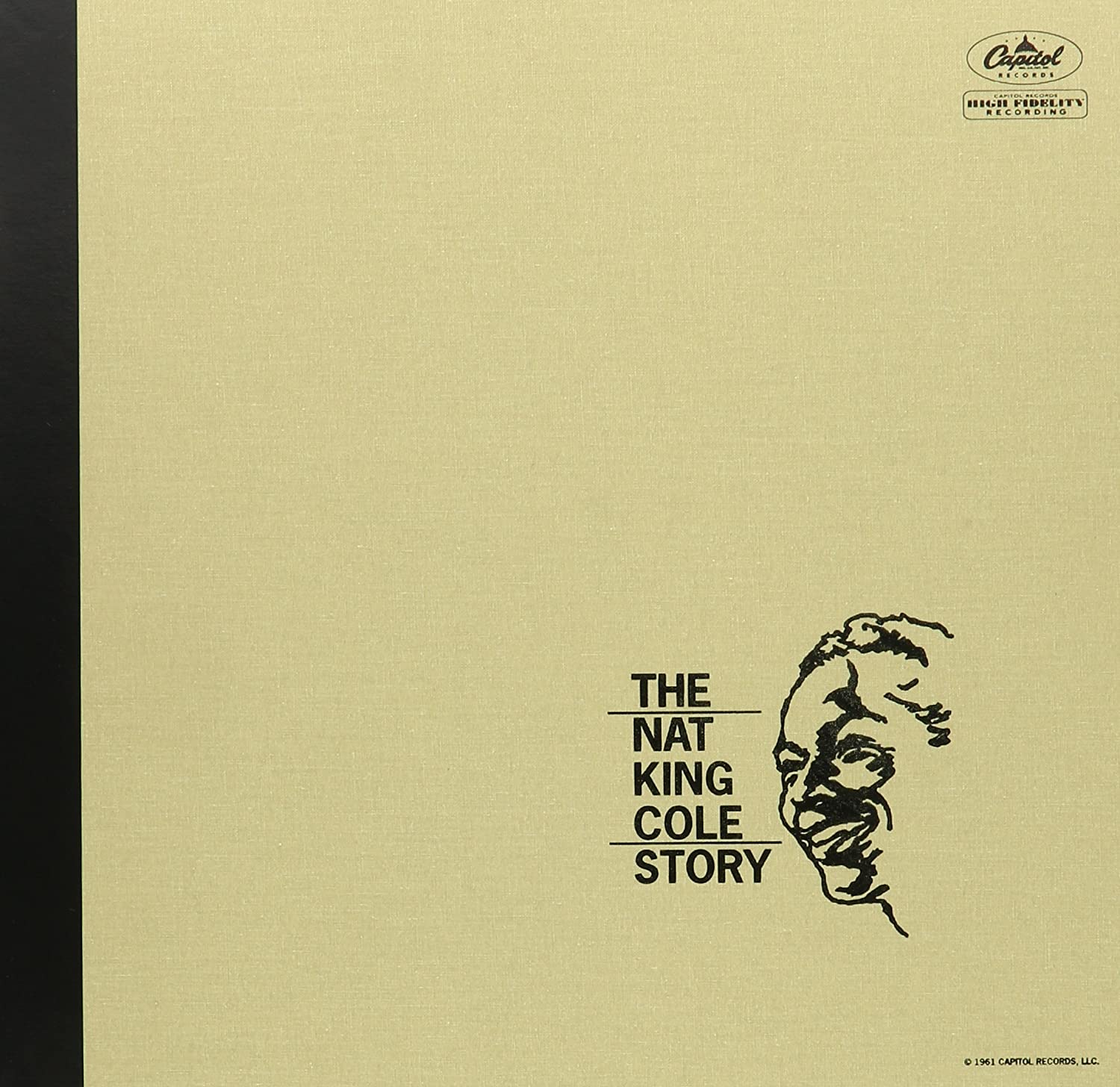 The Nat King Cole Story [12 inch Analog]                                                                                                                                                                                                                                                    <span class=