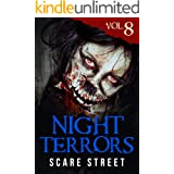 Night Terrors Vol. 8: Short Horror Stories Anthology