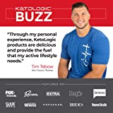 KetoLogic Keto 30 Challenge Bundle: Tim Tebow