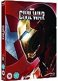 Captain America: Civil War (Iron Man Limited Edition Sleeve) [Blu-ray] [Region Free]