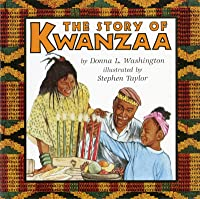 The Story Of Kwanzaa (Trophy Picture Books