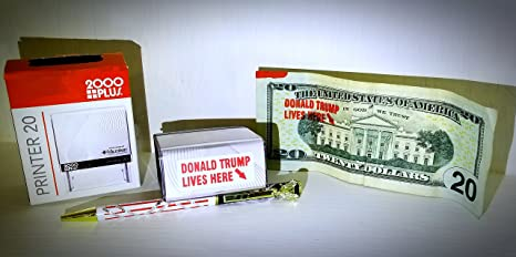 Delicieux Donald Trump Lives Here Self Inking Stamp. Supporting American Families And  Our Great President!