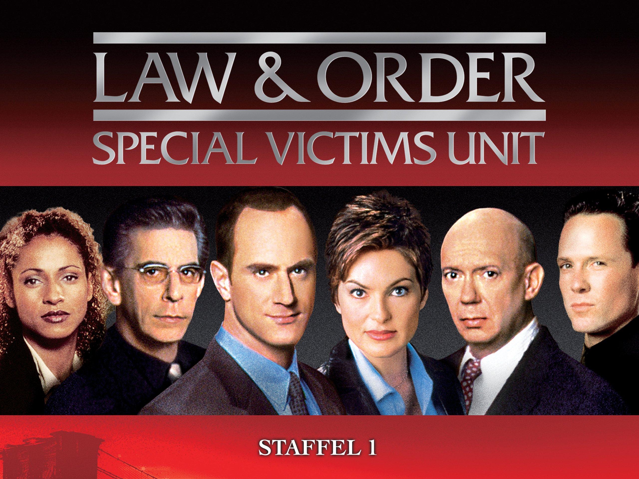Amazonde Law Order Special Victims Unit Staffel 7