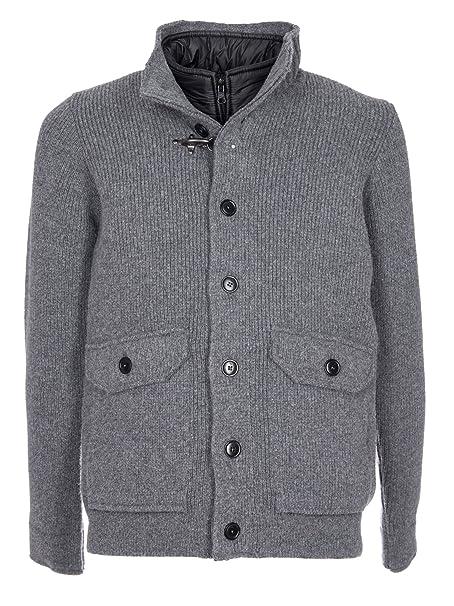 Fay Giacca Uomo Grey M: Amazon.it: Abbigliamento