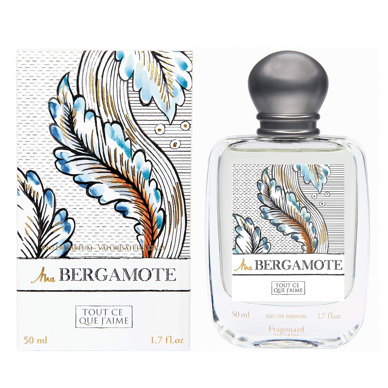 Amazoncom Fragonard Parfumeur Ma Bergamote Eau De Parfum 50 Ml
