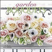 "Image for Graphique Garden Bouquets Mini Calendar - 16-Month 2020 Calendar, 7""x7"" w/ 3 Languages, 4-Month Preview, & Marked Holidays"