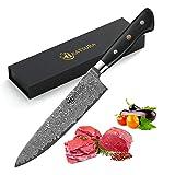 KATSURA Japanese Gyuto Knife - 8 Inch- Premium