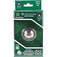 Hanayama Level 4 Cast Puzzle, Cylinder