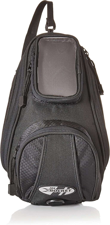 Joe Rocket 559-0000 Manta Black 13 x 7.5 x  5 Motorcycle Tank Bag