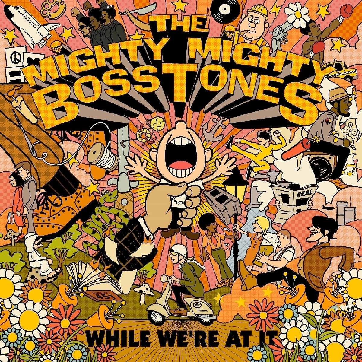 Vinilo : The Mighty Mighty Bosstones - While We're At It (2PC)