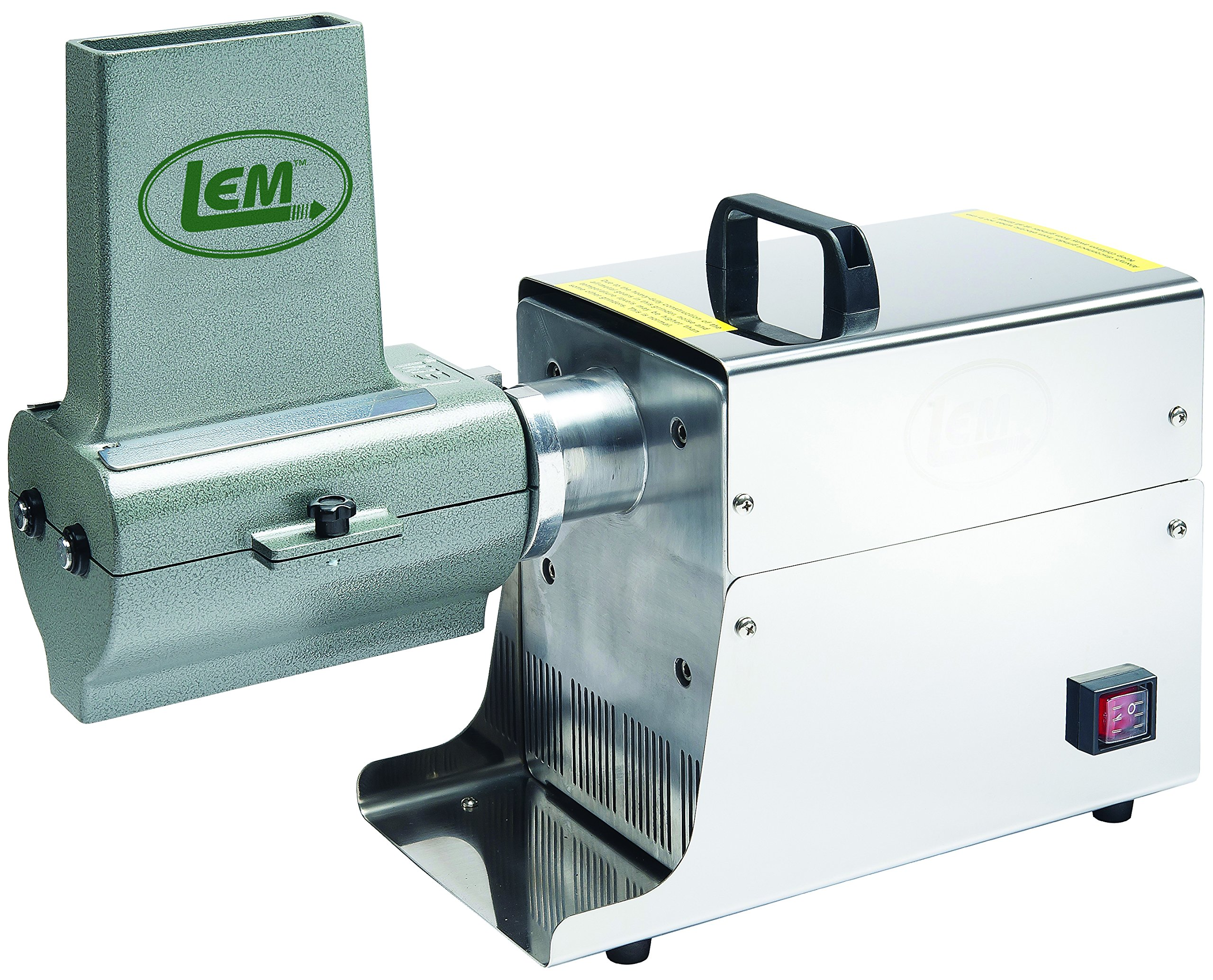 LEM Products 602TJ Electric 2-in-1 Jerky Slicer and Tenderizer by LEM