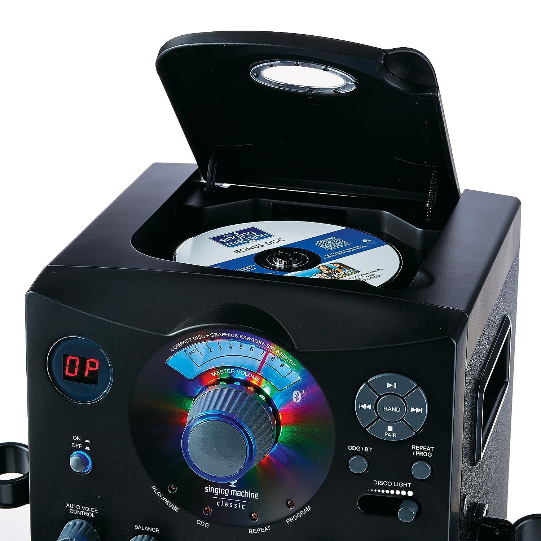 karaoke machine tv compatible