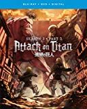 Attack on Titan: Season Three - Part Two [Blu-ray]