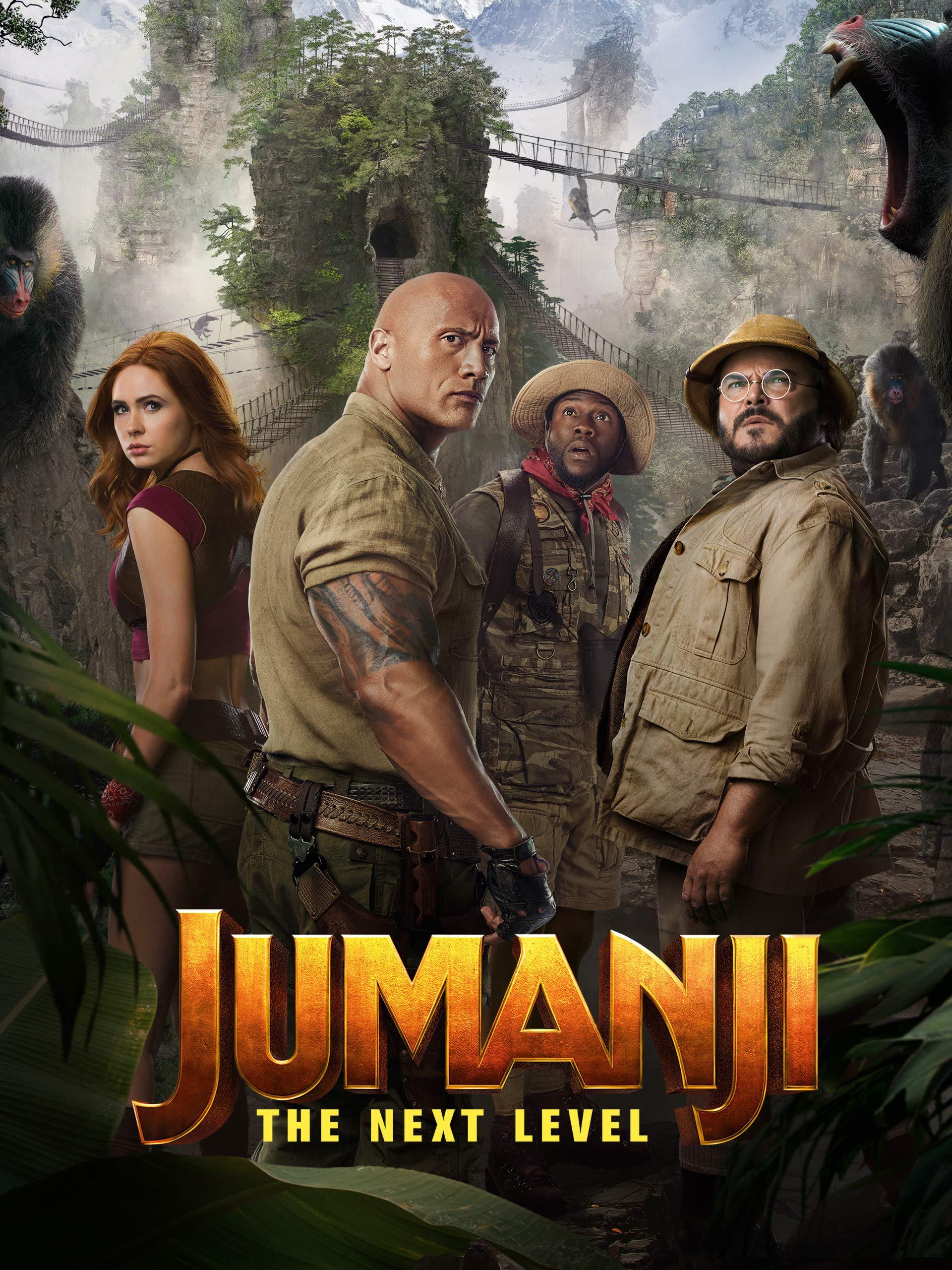 Jumanji 2 Streamcloud