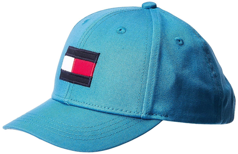 Tommy Hilfiger Big Flag Cap Gorra, Azul, Small (Talla del ...