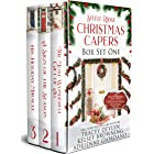 Steele Ridge Christmas Capers Box Set 1: A Small Town Second Chance Secret Baby Holiday Romance Novella Series Volumes (Steel