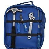Klaxon Iron Domestic Tool Kit Set ( 4-Pieces)