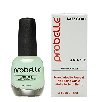 Amazon Com Probelle Anti Bite Stop Nail Biting And Thumb Sucking